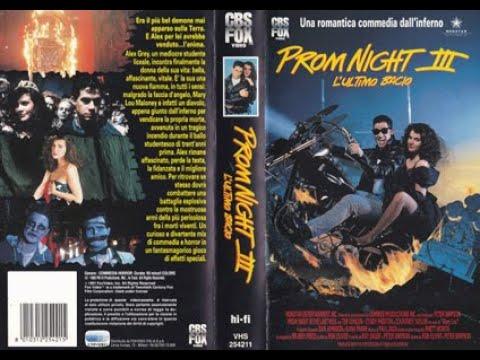 Prom Night III  L'ultimo Bacio 1989