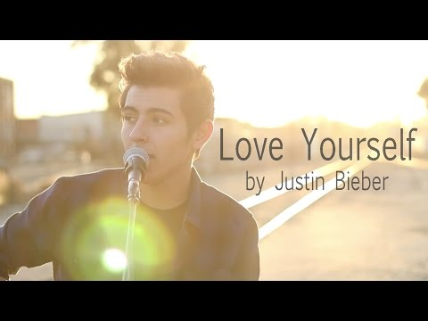 Justin Bieber - Love Yourself - Cover by Kyson Facer