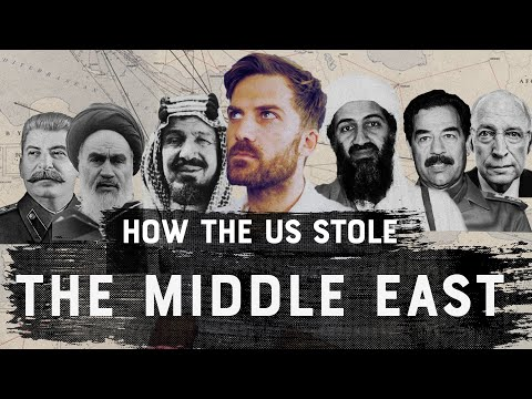 How The U.S. Stole the Middle East