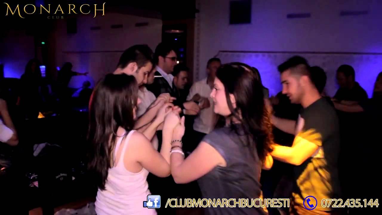 Vali Vijelie - Dumnezeu pentru o zi (LIVE @ Club Monarch)