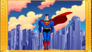 Superman Activity Center : Daily Planet Gameplay