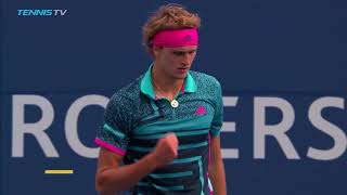 Highlights: Tsitsipas Stuns Djokovic, Dimitrov & Zverev Also Advance In Toronto 2018