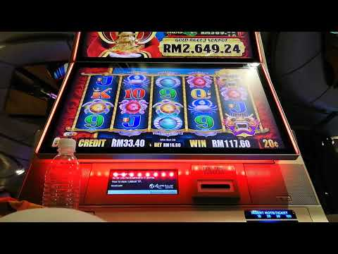 Genting SkyCasino LuckTest- VIP High Limit slot - 1 power reel but increase 3x bet amount -free game
