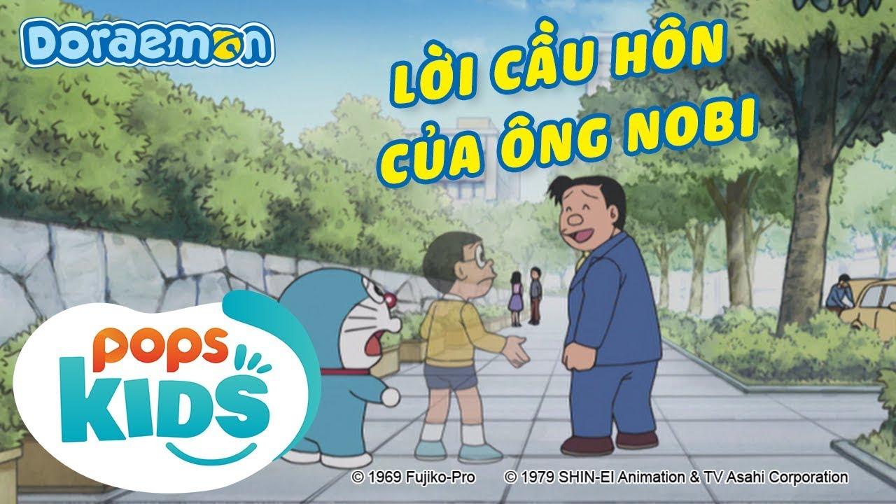 [S7] Doraemon Tập 323 – Lời Cầu Hôn Của Ông Nobi – Hoạt Hình Tiếng Việt