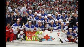 Финны уже праздновали победу, но завелась Красная Машина! #КраснаяМашина
