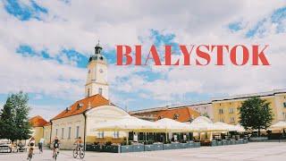 PODLASIE! Białystok, Tykocin i język esperanto. Podlasie dzień 1