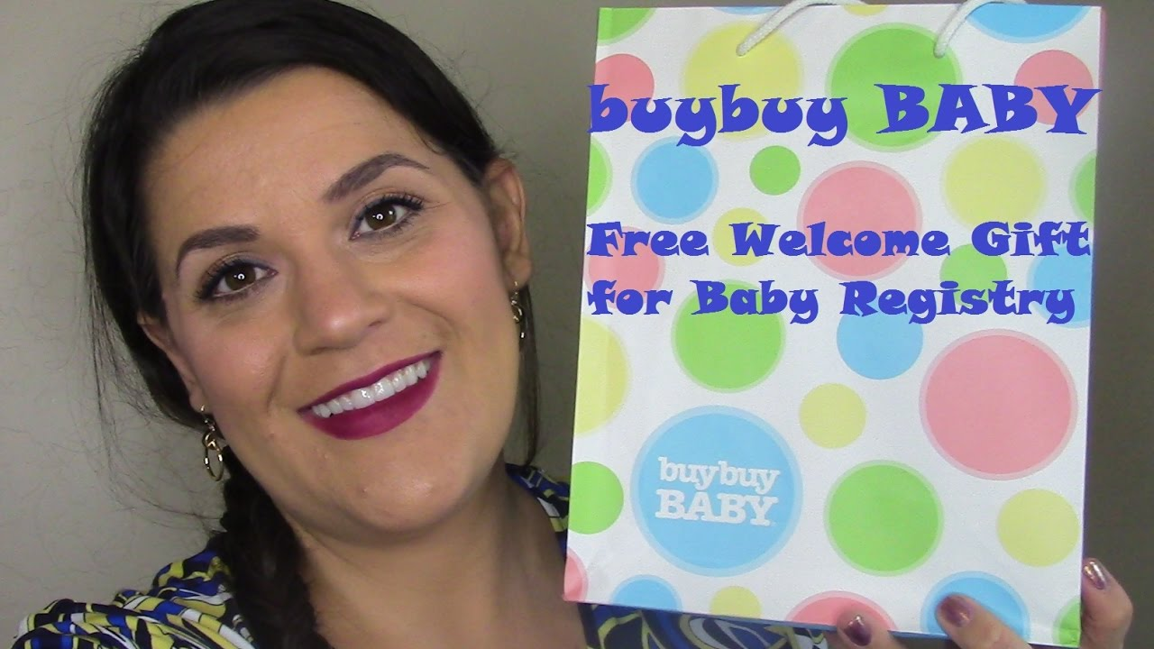 Buy Buy Baby Registry Free Gift Unboxing | Beautify Your ...