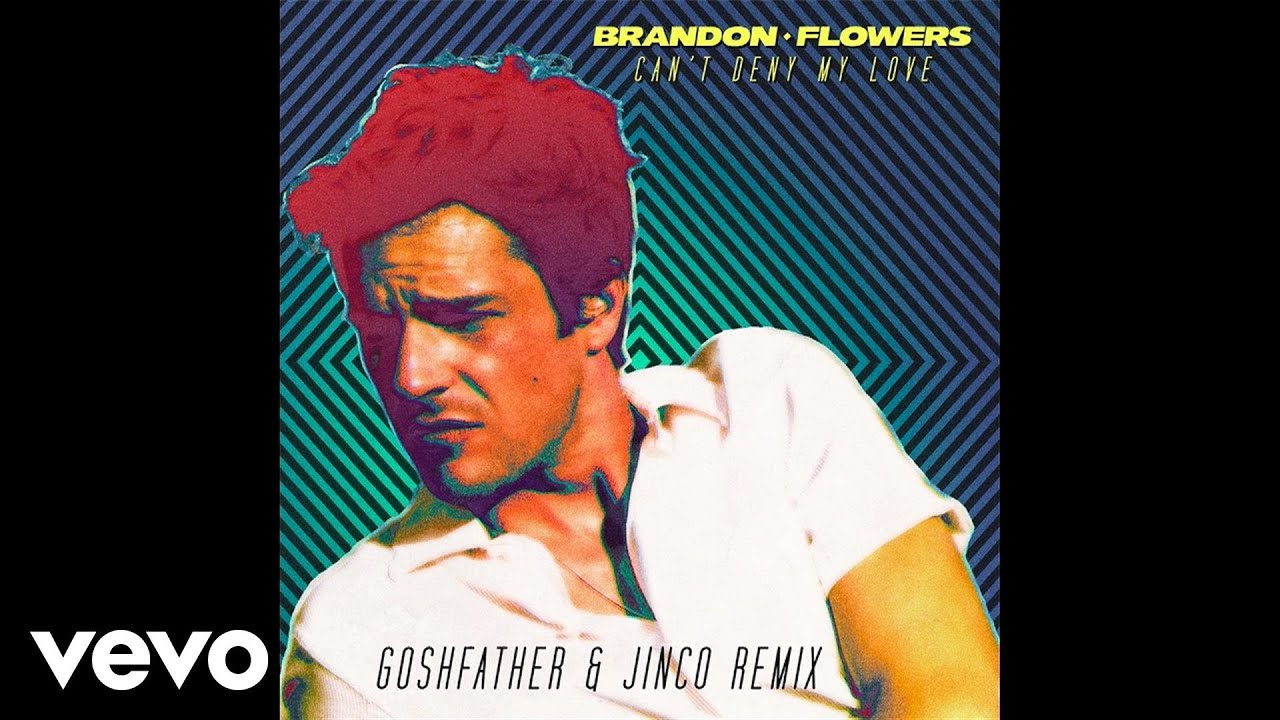 "Brandon flowers – ""can't deny my love"" video stereogum."