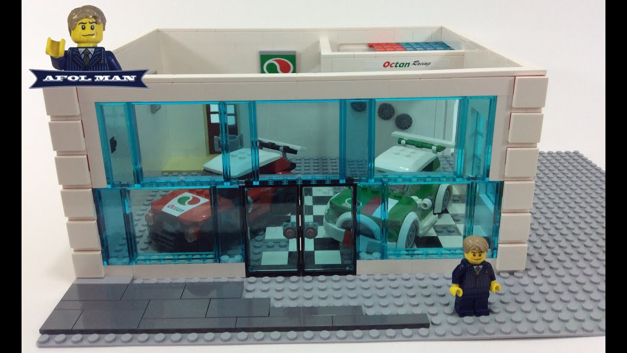 Lego Car Dealer