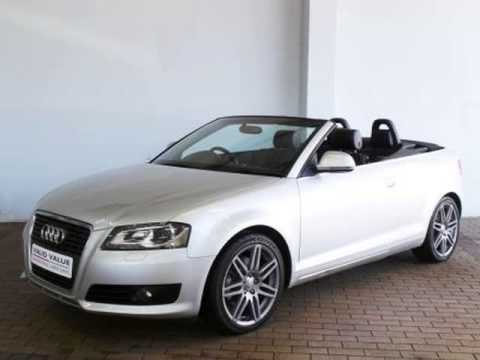 2009 AUDI A3 Cabriolet 2.0T FSI Ambition Auto For Sale On Auto ...