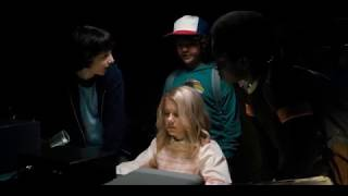 Echo The Bunnymen Nocturnal Me Stranger Things Tribute Video