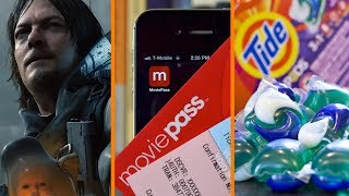 What is Death Stranding About? + Movie Pass Drops Major Theaters + Tide Pod Epidemic - The Know
