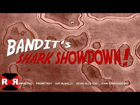 Bandit's Shark Showdown! (By Max and Haley) - 60fps iOS Gameplay Video