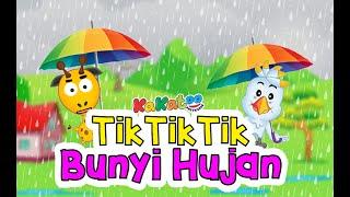 Download lagu Tik Tik Tik Bunyi Hujan | Versi Baru - Kakatoo (Lagu Anak Indonesia)