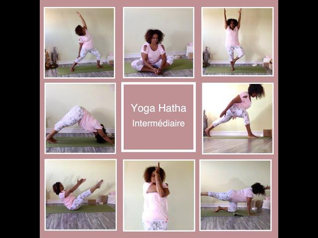 Cours de Yoga Hatha - Intermédiaire