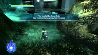 Star Wars: The Force Unleashed 2 - Holocron Guide Level 5 (Dagobah)