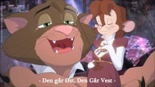 Fievel Goes West - Norwegian - HD