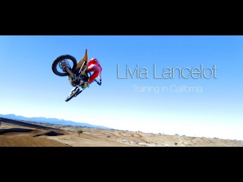 Livia Lancelot - Training California with Espace-K (BlackStunt Prod)