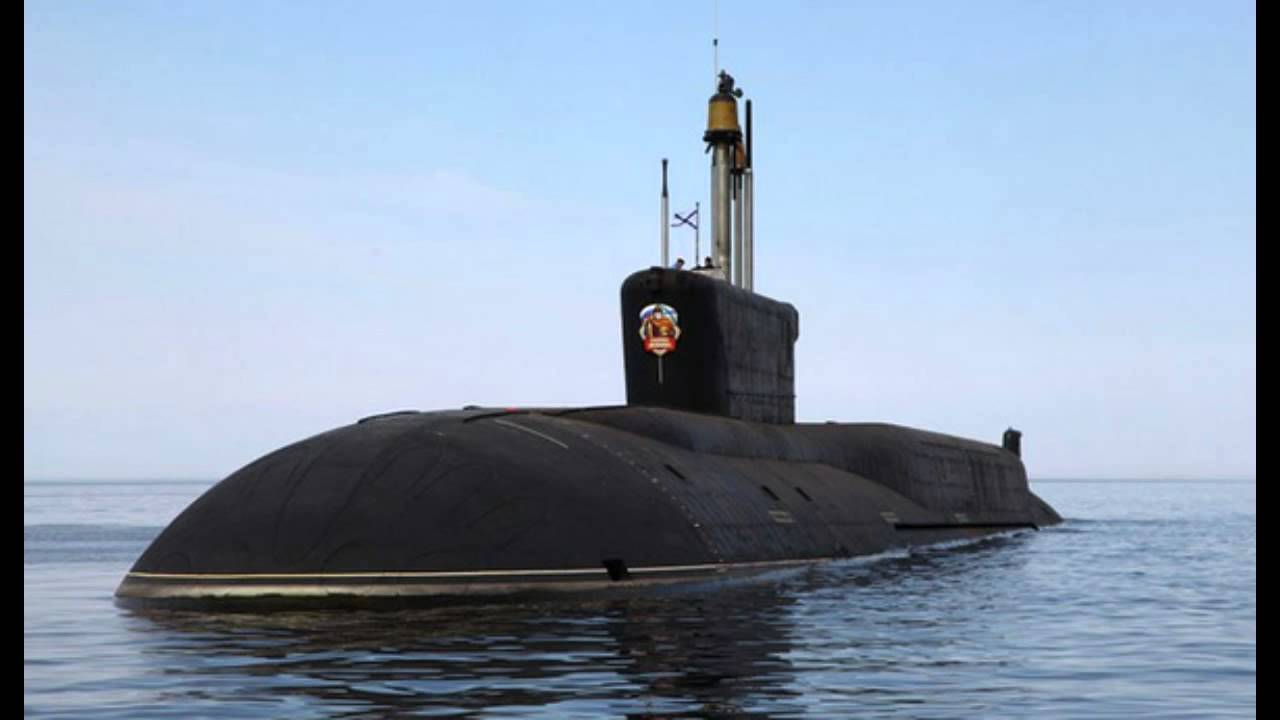 Russian Navy Gets New Nuclear-powered Ballistic Missile Submarine