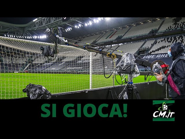 Juventus-Napoli SI GIOCA! Data del match e retroscena