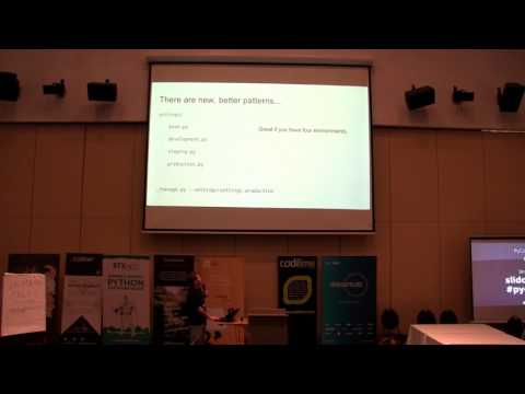 "PyCon PL 2016: Artur Czepiel ""Evolution of ""Best Practices"" in Django"""