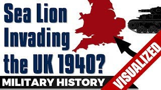 Sea Lion: Why not just invade the UK in 1940?