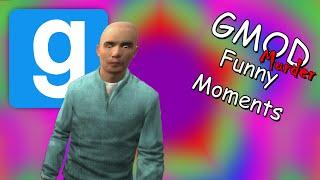Gmod Funny Moments! - Murder, Bill Cosby, Obama, LOL Trail, Bieber Buddies!