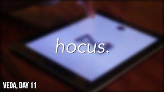 hocus. for iOS App Review #SSSVEDA Day 11 | SoleilTech