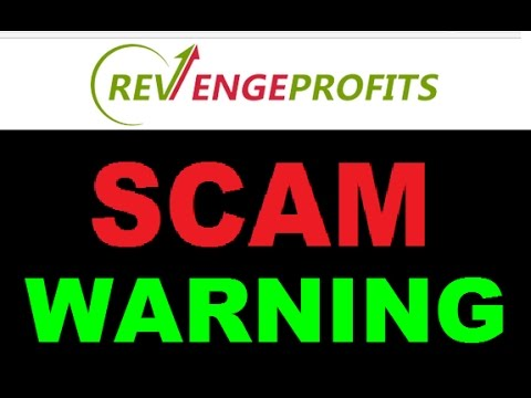 Revenge Profits Review - Terrible Trading SCAM (Warning)