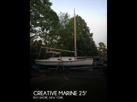 Used 1997 Creative Marine Skimmer 25 for sale in Bay Shore, New York