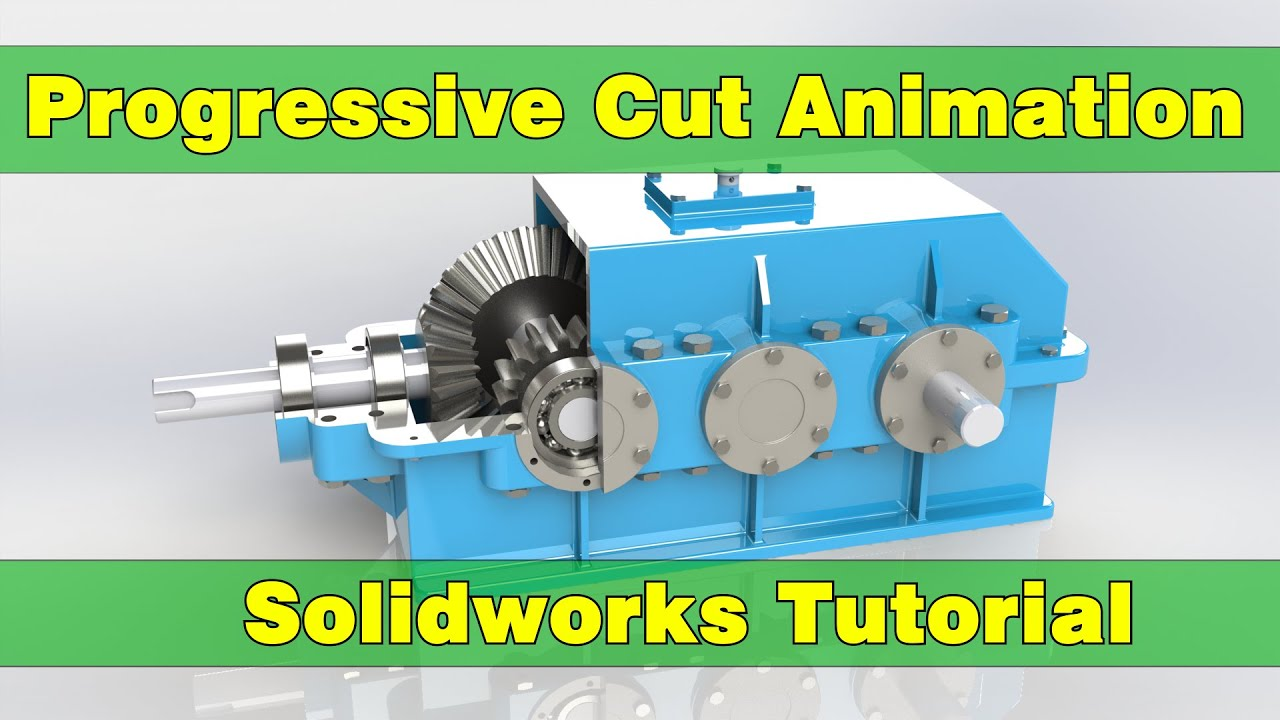 Solidworks composer quick start guide #8: animations.