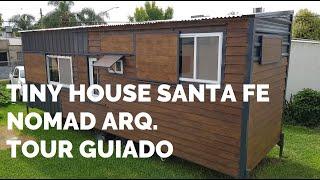 ✅ Tiny House Santa Fe 🏠 Nomad Arq Conoce El Modelo Timbo