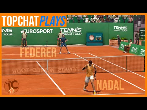 nadal-v-federer---tennis-world-tour