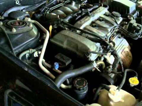 1998 Mazda 626 Engine 1 - Engine Noise Part - 1998 Mazda 626 Engine 1