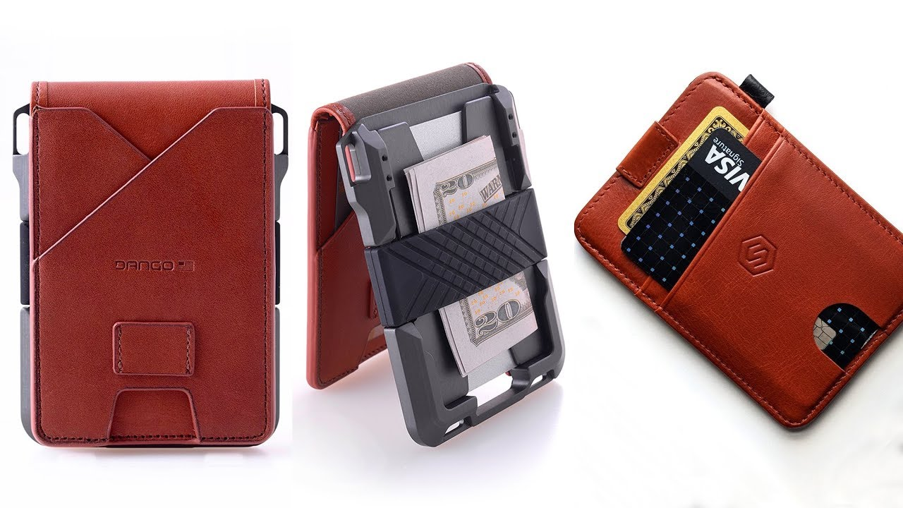 a45fef30333a Top 10 Best Wallets For Men You Can Buy On Amazon 2019 - YouTube