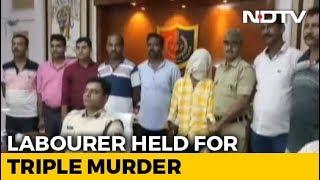 5 Minutes, 3 Murders: Money Fight Behind Murshidabad Family Killings
