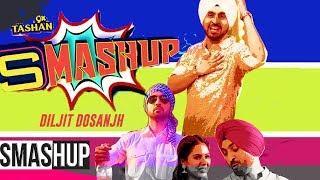 9X Tashan (Audio Smashup) | Diljit Dosanjh | DJ Yogii | Latest Punjabi Songs 2019 | Speed Records