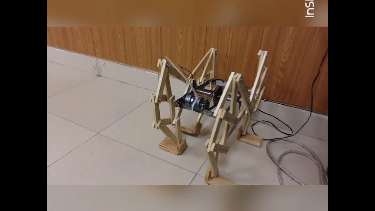 2016 Bmw M5 >> Theo Jansen Mechanism Robot - YouTube