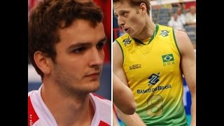 Volleyball Battle Endes Murilo 8 VS Mateusz Mika 20