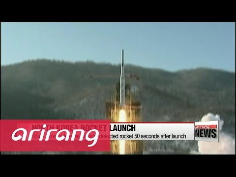 EARLY EDITION 18:00 North Korea's sixth rocket launch comes just a month