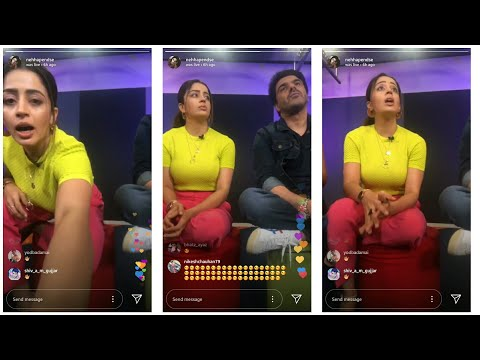 Neha Pendse live with Samir Soni at Facebook Office. thumbnail