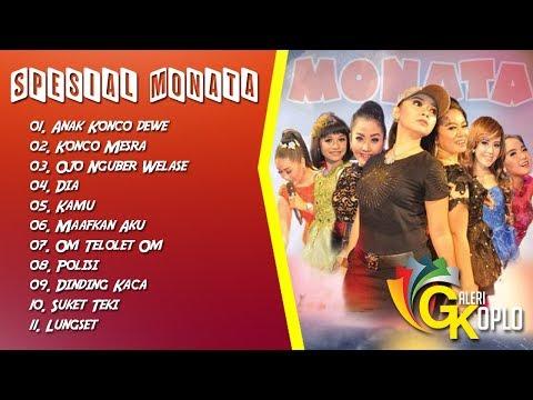 Full Album OM MONATA Lagu Spesial Pilihan Terbaik 2018