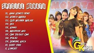 Gambar cover Full Album OM MONATA Lagu Spesial Pilihan Terbaik 2018