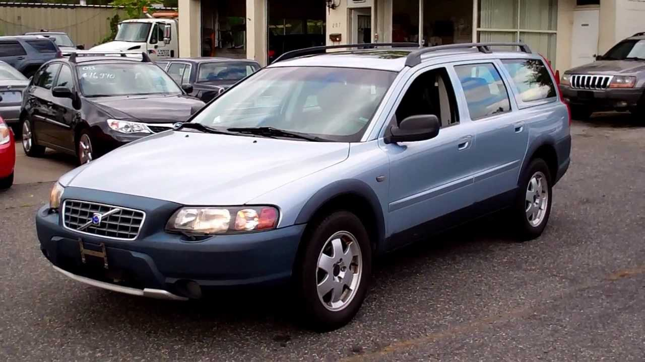 2002 volvo v70 xc awd cross country turbo wagon youtube. Black Bedroom Furniture Sets. Home Design Ideas