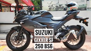 Suzuki GIXXER SF250 BS6 2020 // PRICE // Top Speed, Mileage, Review, Specifications //
