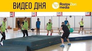 Видео дня: Интересное упражнение от Фредерика Бужана