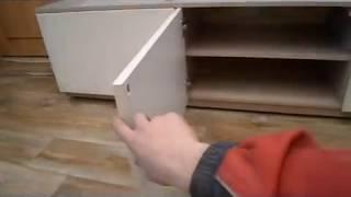 Тумба под ТВ открытие TIP-ON, мдф(Салон мебели