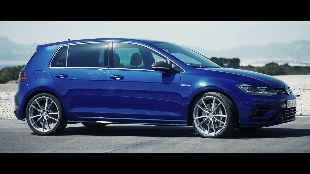 2017 Vw Golf R 310ps Update 0 100 Km H 60 Acceleration Beschleunigung Volkswagen Araba Takipçisi
