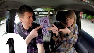 Video Taylor Swift & Greg James Sing Blank Space download MP3, 3GP, MP4, WEBM, AVI, FLV Oktober 2018