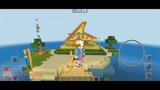 Casa de Verano en Minecraft (Evento Omlet AxC )